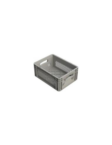 Bac plastique NE – Ajouré – Basicline – 600x400x170