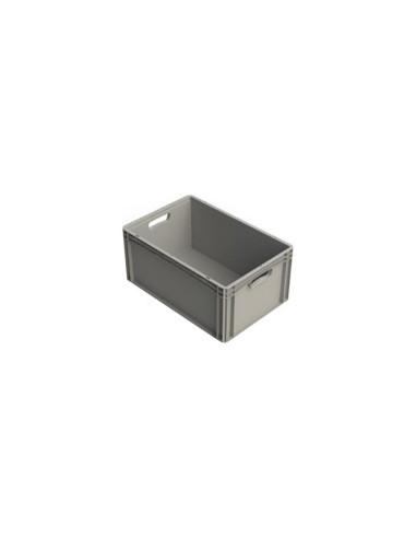 Bac plastique NE – Plein – Basicline – 600x400x270