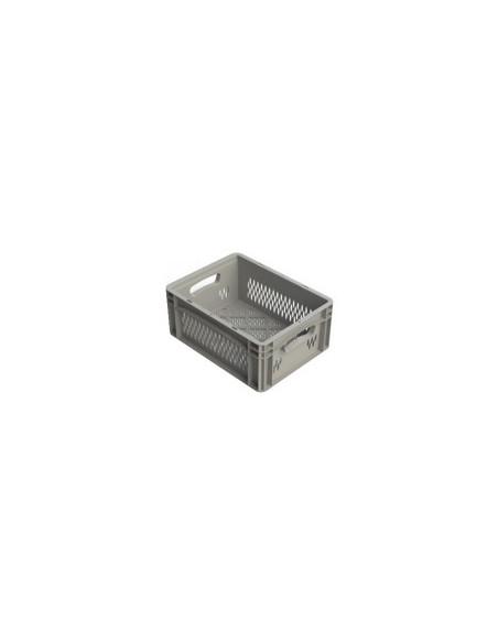 Bac plastique NE – Ajouré – Basicline – 600x400x320