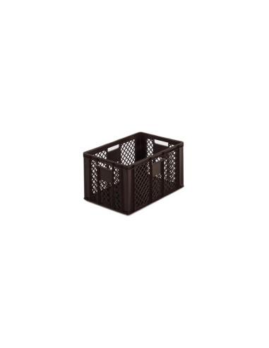 Bac plastique NE- Ajourés – Standard – 600x400x320