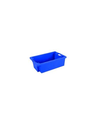 Bac plastique 600x400x200 gerbable / emboitable