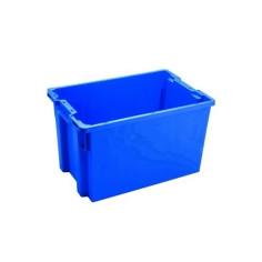 Bac plastique 600x400x350 gerbable / emboîtable