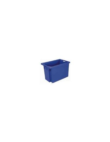 Bac plastique 600x400x400 gerbable / emboitable