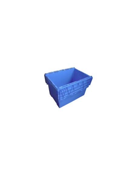 BAC GERBABLE / EMBOITABLE AVEC COUVERCLE 600X400X400 MM – OCCASION