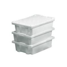 Bac plastique à poisson 600x400x160 – Plein