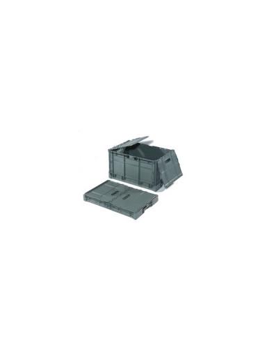 Bac plastique pliable – Logistique – 600x400x340