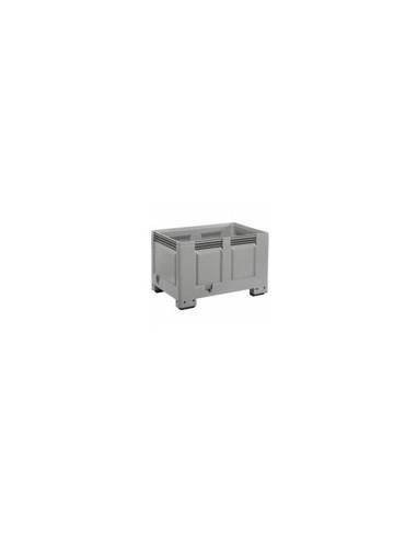 Caisse plastique 1200x800x760- 480 L- 4 pieds