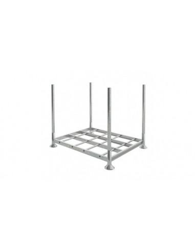 Plateforme rack stockage mobile simple – 1545×1180