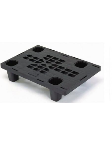 Quart de palette 600x400x140 mm emboîtable pour l'exportation de marchandises en vente sur palettes.fr