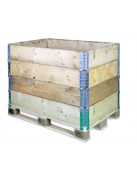 Réhausse palette bois 1200x800 mm - Occasion