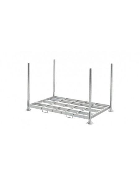 Plateforme rack stockage mobile double -2025×1180