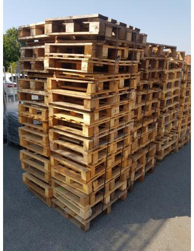 Palette bois perdue occasion  600x800