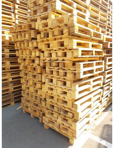Palette bois 1150x800x123 mm - Occasion