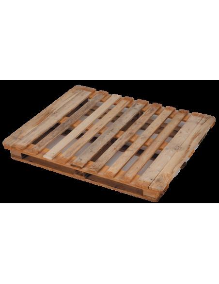 Palette bois chimique CP7 1100x1300 d'occasion - Palettes Perdues - Palettes.fr